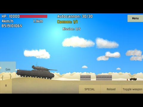 Total Destruction Android Gameplay