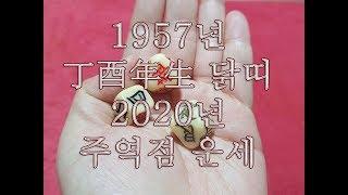 [2020년 경자년(庚子年)신년운세]1957년 정유년(丁酉年) 닭띠