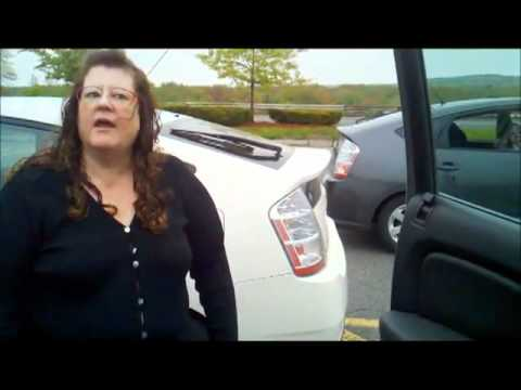 When a Prius owner confronts a pickup driver