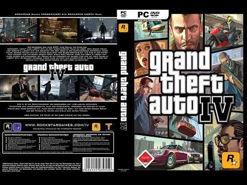 Download GTA IV FULL VERSION In 7 Parts Of 600 MB For PC/LAPTOP.