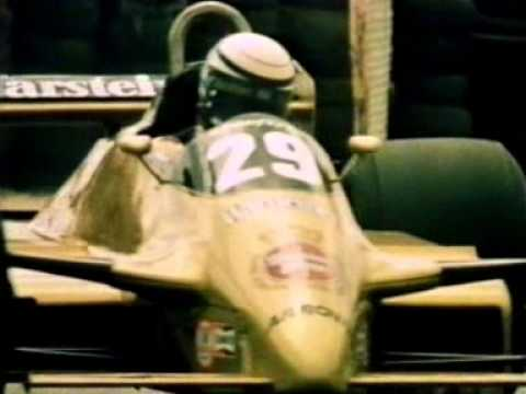 Highlights of the 1980 South African Grand Prix at Kyalami