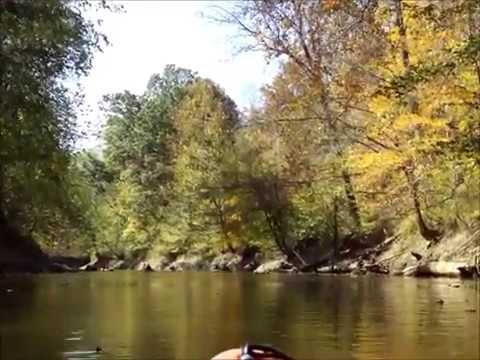 Patoka River Float Trip