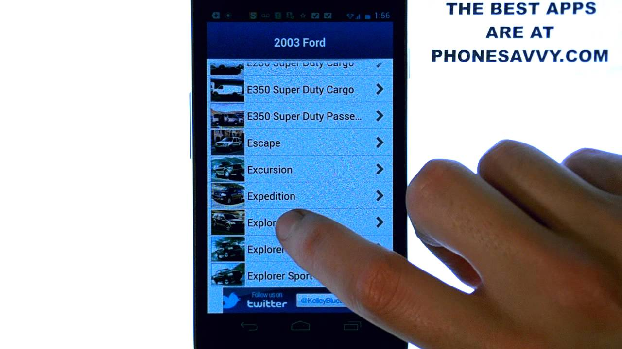 Kelley Blue Book - App Review - Vehicle Specs And Value At Your ...