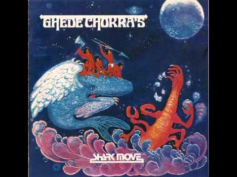 Shark Move (Indonesia, 1973) - Ghede Chokra's (Full Album)