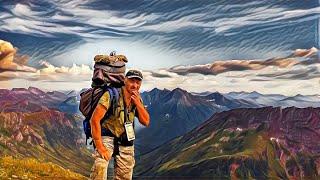 Поход САЯНЫ-2019г-  август 11 дневный пеший маршрут 103км-  (Тофаларский заказник) HD