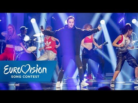 "Mike Singer - ""Deja Vu"" | Eurovision Song Contest | NDR"