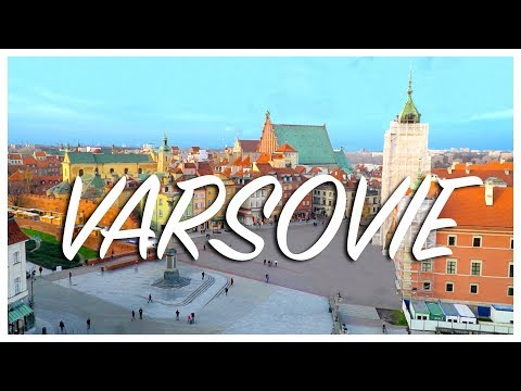La vieille ville de Varsovie | VLOG POLOGNE