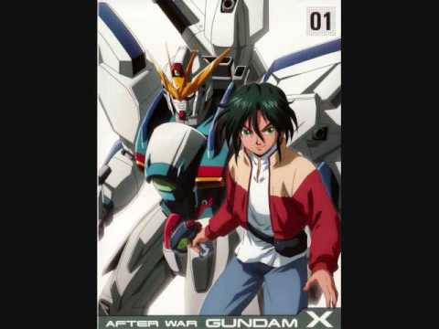 Gundam X - Dreams (First OP)