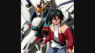 The first OP to After War Gundam X.