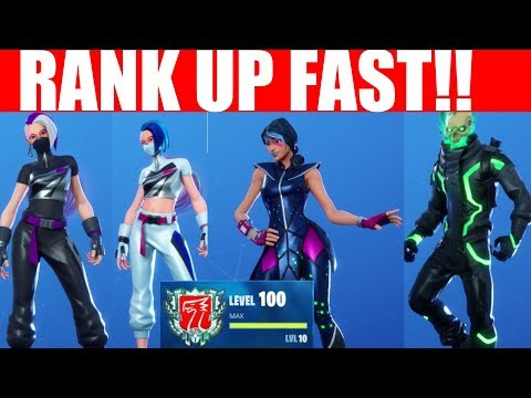 how-to-level-up-fast-+-get-tier-100-(fortinte-season-10)-rank-up-fast!-season-x