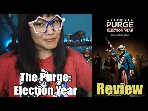 The Purge: Election Year | Movie Review (No Spoilers)