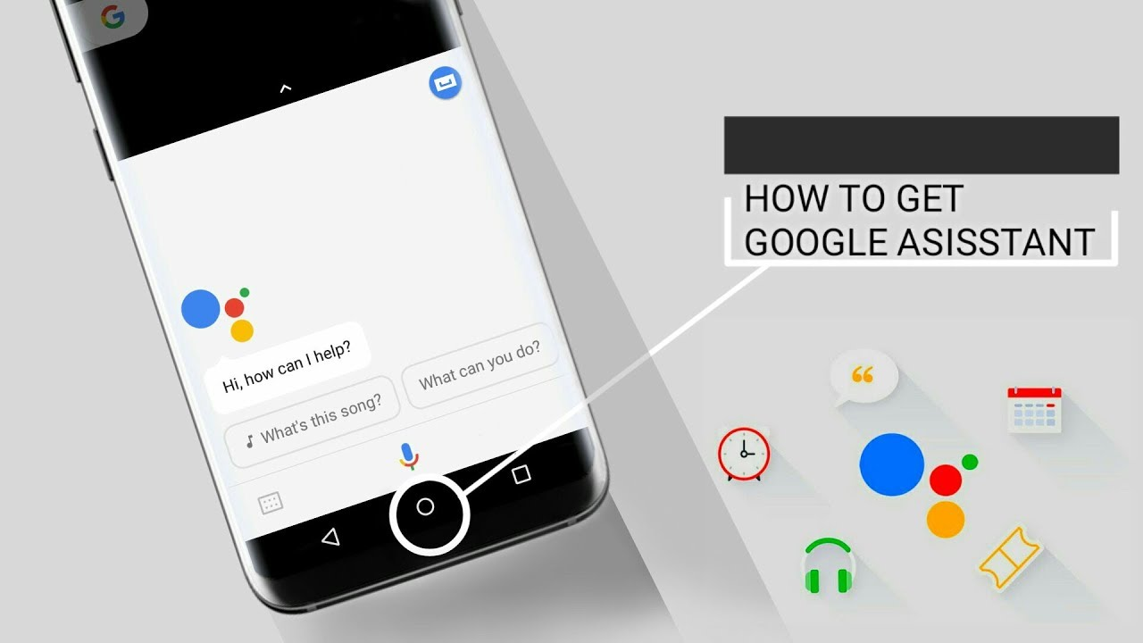 How to get Google assistant on any android | KitKat, lollipop, marshmallow  and above |