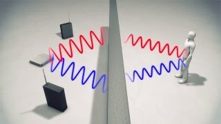 معهد ماساتشوستس للتكنولوجيا العلماء خلق رؤية الأشعة السينية باستخدام واي فاي