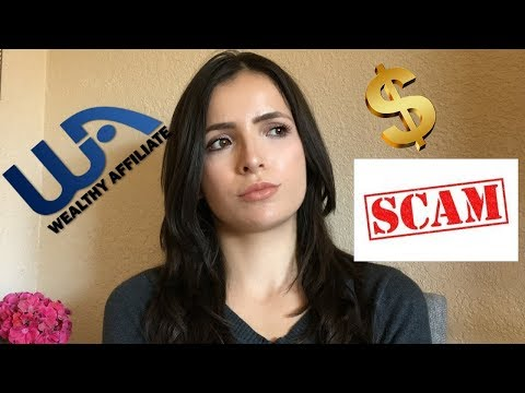 Is The Wealthy Affiliate University A Scam? My Honest Wealthy Affiliate Review