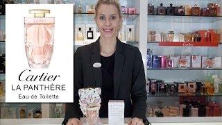 Cartier La Panthere Eau de Toilette Review