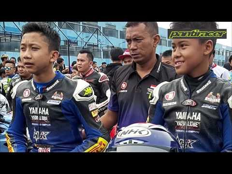 Wahyu Nugroho #89 Bahtera Racing Team In Action YSR Sircuit Sentul Internasional Bogor