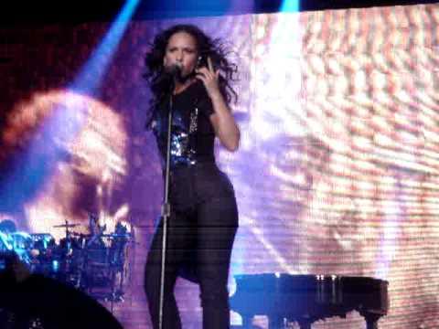 Alicia Keys - Wreckless Love - Antwerp