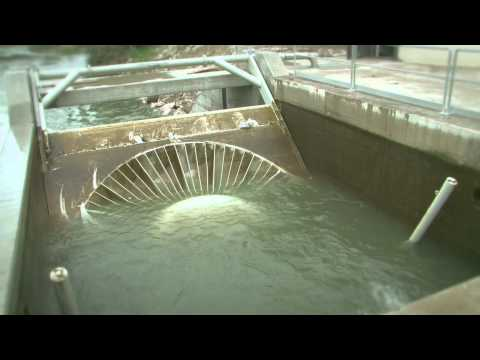 HYDROELECTRIC POWER PLANT TURBINE GENERATOR GROUP VLH