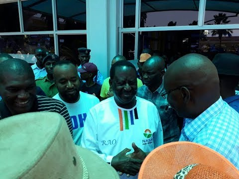 Stop anti-IEBC demonstrations - Clerics tell Raila Odinga