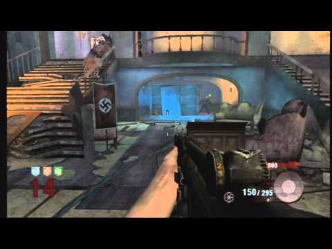 Call of Duty: Black Ops[WII] - Solo Zombies Kino der Toten#1