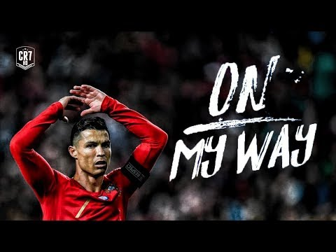 Cristiano Ronaldo • On My Way 2019 - Alan Walker, Sabrina Carpenter & Farruko ᴴᴰ