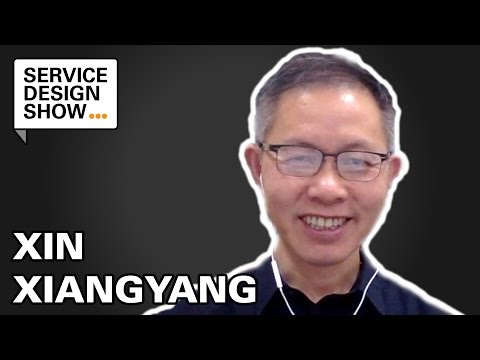 How to express any service using 4 fundamental elements / Xin Xiangyang / Episode #13