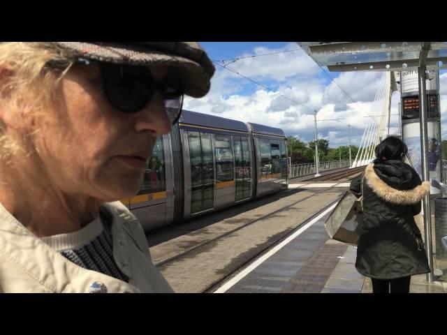Kaip papildyti Luas Tram Leap Card: Dublinas, Airija - Silvija Travel Tips
