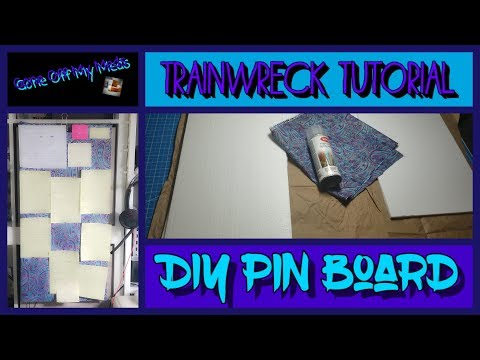 diy-pin-board-~-trainwreck-tutorial-~-gommtube-#211