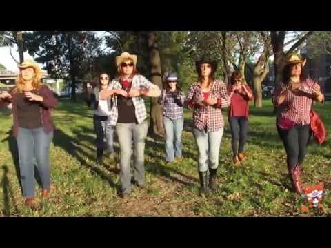 Watermelon Crawl (Tracy Byrd) - Line Dance