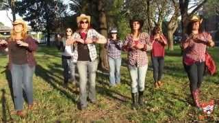 Watermelon Crawl (Tracy Byrd) - Line Dance