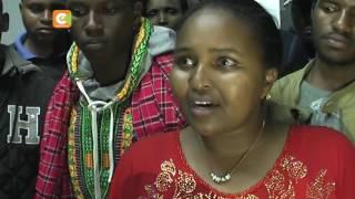 Rowdy youth force Senator Naisula Lesuuda to stop radio interview