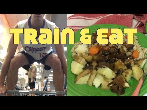 How I Eat & Train In A Day + Nadamoo Contest Winners