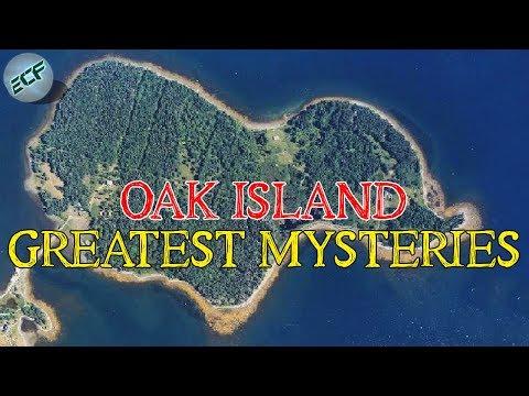 Greatest mysteries & findings in Oak Island: The Curse of Oak Island