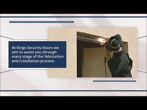Protecting property and possessions from intruders | Kings Security Doors