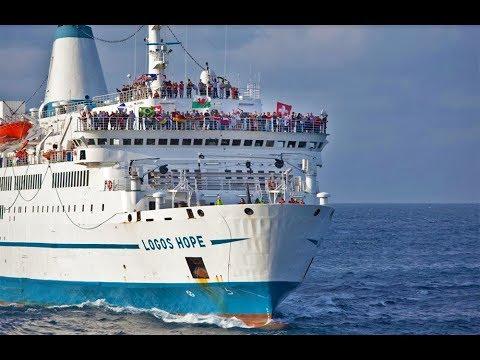 Llega a Santa Marta el Barco Logos Hope Abierto al Publico con Eventos Culturales y una Biblioteca