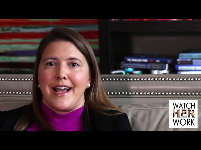 Workforce Reentry: Difficult But Worth It, Anna McKay | WatchHerWorkTV