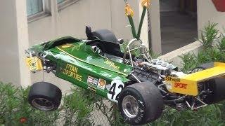 f1 grand prix monaco 2014 historic pure sound hd day2