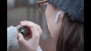 Airpods - как переключать треки по двойному тапу и другие настройки