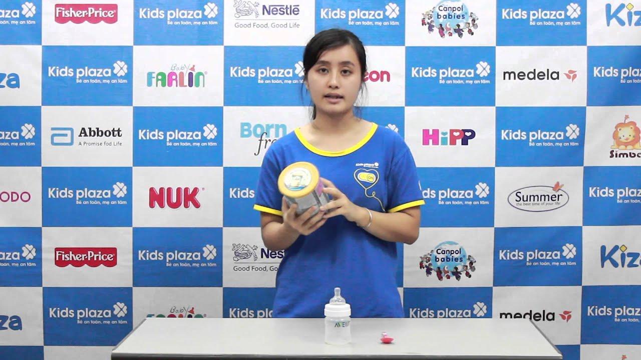 Hướng dẫn cách pha sữa Nan Pro số 1 đúng cách – KidsPlaza.vn