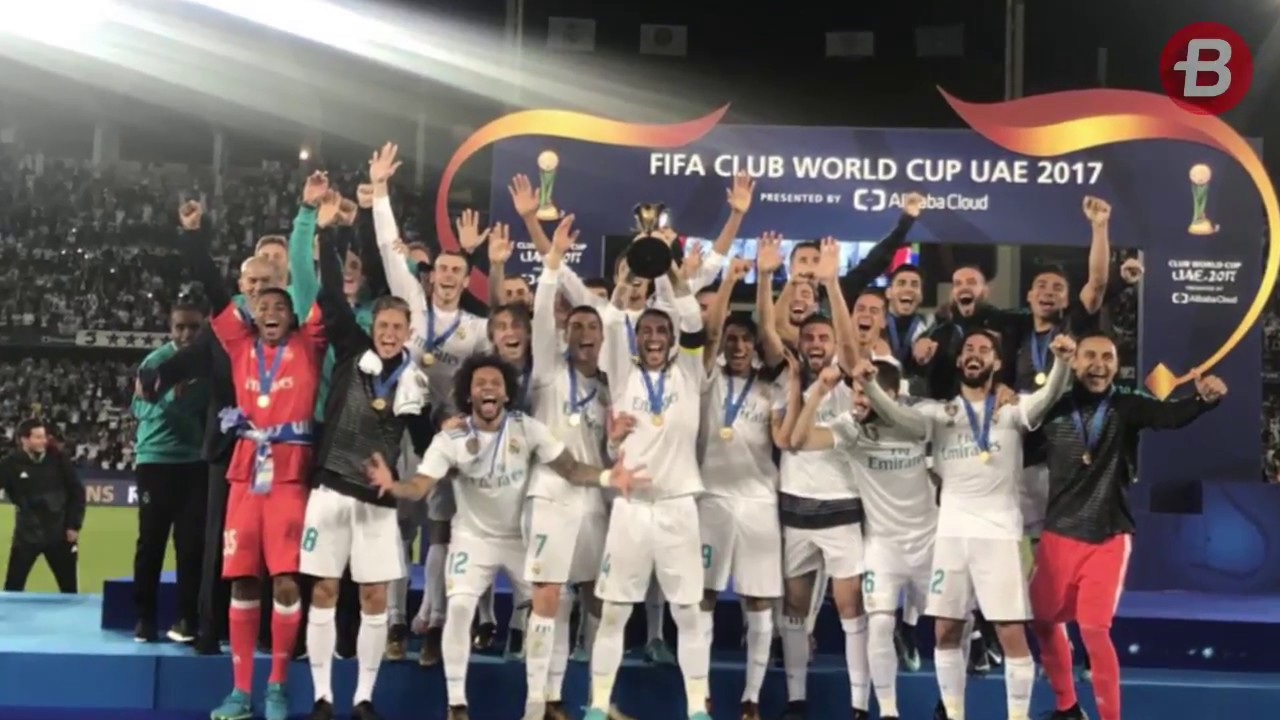 Gol Ronaldo Hantarkan Real Madrid Juara Piala Dunia Antarklub 2017