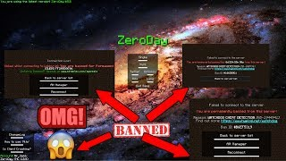 Zeroday THE AMAZING HACKED CLIENT!!!!!!!! Gone Wrong :(