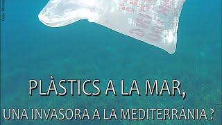 Plàstics a la mar. Una invasora a la Mediterrània?