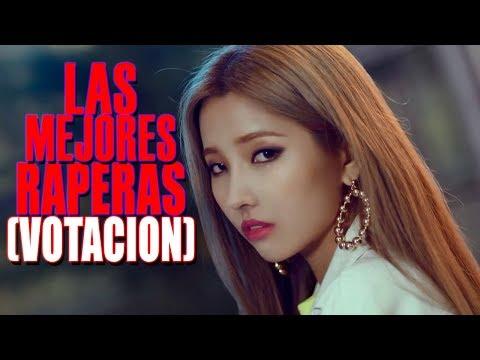 Las Mejores Raperas De Los Girl Groups Del 2018 - (VOTACIÓN)