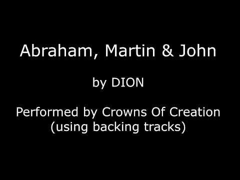 Abraham, Martin & John by Dion