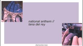 Download Lagu national anthem || lana del rey lyrics mp3