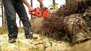 Sachs Dolmar KMS-4 Wankel Rotary chainsaw