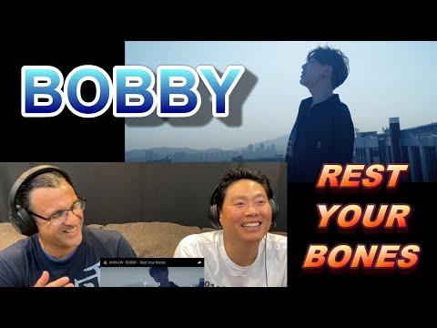 BOBBY (iKON) - Rest Your Bones - Reaction