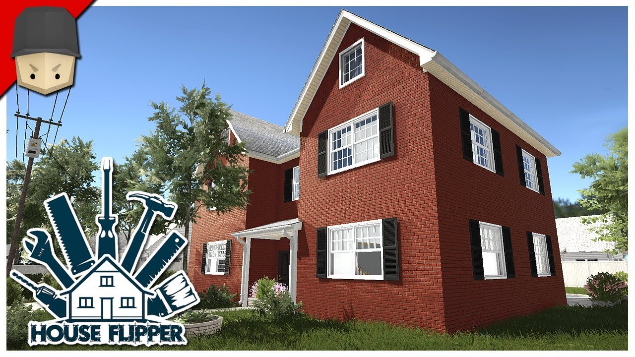 House Flipper The Biggest House In Game House Flipper