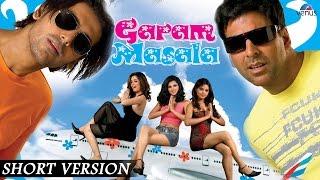 Garam Masala | Short Version | Akshay Kumar, John Abraham, Rimi Sen, Neha Dhupia