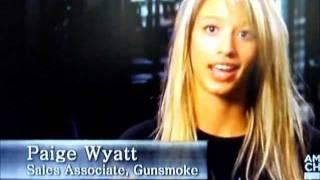 Gunsmoke paige